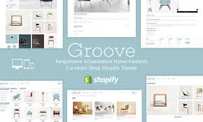 Groove Responsive ECommerce Home Fashion Furniture Shop Shopify - Home fashion furniture