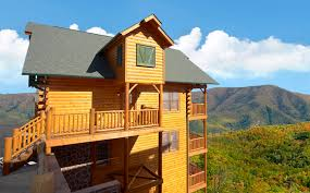 4 bedroom cabins in gatlinburg 8 bedroom sleeps 30 cades cove castle by large cabin rentals