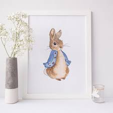 rabbit prints rabbit prints lovely prints