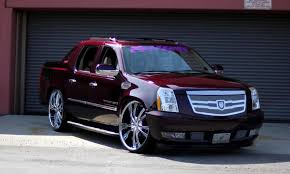 cadillac suv truck custom cadillac escalade wallpaper cars