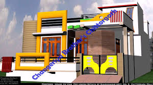 Home Design 30 X 60 Home Design For 30x60 Plot Size Youtube