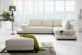 Sofas With Chaise Lounge Furniture Modern White Sectional Sofa With Chaise Lounge Combined