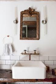 Bathroom Mirror Ideas Distressed Bathroom Mirror Vanity Decoration