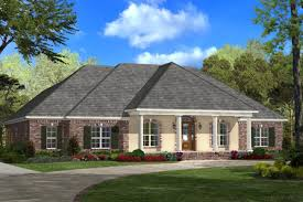 Southern Style Home Floor Plans Southern Style House Plan 4 Beds 2 50 Baths 2900 Sq Ft Plan 430 37