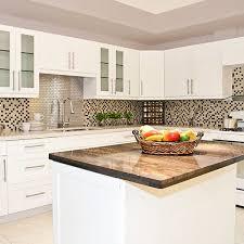 white shaker kitchen cabinets cost single shaker white