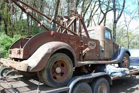 Vintage Ford Truck Forum - model t ford forum cool ford wrecker i just got