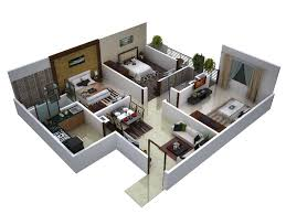 3d house plans in 1200 sq ft escortsea