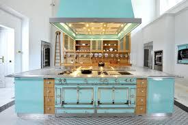 La Cornue Kitchen Designs by Professional Stainless Steel Cooker Islands La Cornue By La Cornue