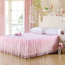 20 best lace bed skirt bedspread bed sheet bed cover images