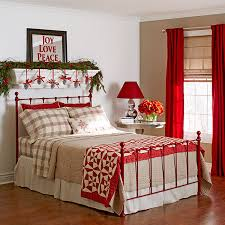 guest room holiday decor ideas