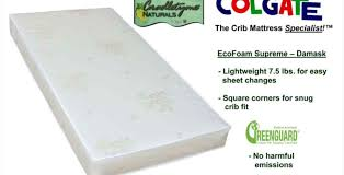 Colgate Eco Classica Iii Dual Firmness Eco Friendlier Crib Mattress Mattress B Awesome Colgate Eco Classica Iii Dual Firmness Eco