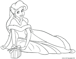 barbie princess coloring pages games ariel dress baby rapunzel