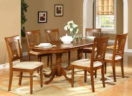 sensational design oval dining table set all dining room