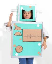 5 diy kids u0027 halloween costumes using a cardboard box thredit