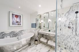 one bedroom suite bathroom at the wellesley hotel in london best