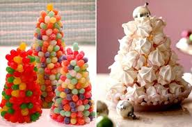 edible treats edible christmas trees eye catching and delicious treats