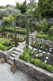 Steep Hill Backyard Ideas Landscape Hill Ideas Bedroom Trending Sloped Backyard Ideas On