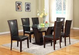 mesmerizing dining room table upholstered chairs images best