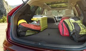 cargo space in hyundai santa fe 2016 hyundai santa fe sport in jacksonville fl