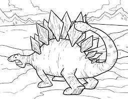 rex dinosaur coloring free download