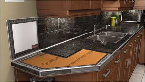 kitchen countertop ideas porcelain tile for kitchen countertops donatz info