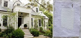 10 easy pieces architects u0027 white exterior paint picks