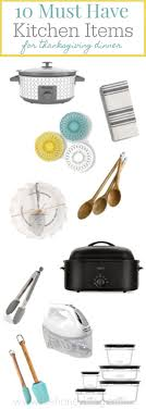 10 Must Haves For Your by 10 Kitchen Must Haves Before Your Thanksgiving Meal Like Honey