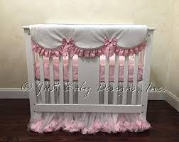 Ballerina Crib Bedding Set Custom Baby Bedding Custom Crib Bedding By Babybeddingbyjbd