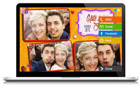 dslrbooth photo booth software for pc mac canon nikon sony