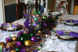 mardi gras table decorations marsha s creekside creations mardi gras table