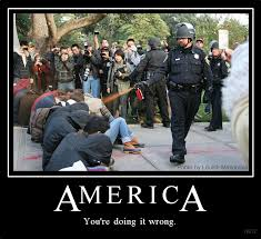 Pepper Spray Cop Meme - viral media licensed for non commercial use only pepper spraying cop