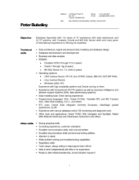 Resume Server Skills Examples Of Objective Statements For A Resume Sample Resume With