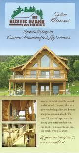 log cabin layouts cabin plans rustic ozark log cabins