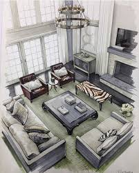 the 25 best interior sketch ideas on pinterest interior
