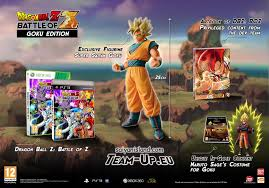 dragon ball battle u2013 goku edition europe u2013 saiyan island