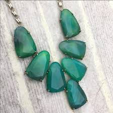 green agate necklace images Kendra scott jewelry diso green agate harlow translucent mint jpg