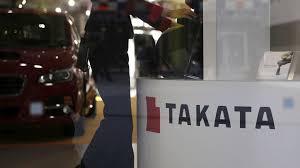 nissan australia takata recall japanese airbag maker takata files for bankruptcy