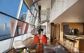 explore a light filled tribeca penthouse slide 6 ny daily news