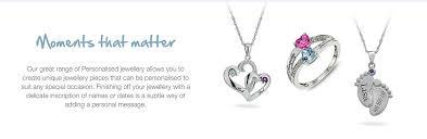 In Memory Of Gifts Personalised Personalised Jewellery Personalised Gifts Ernest Jones