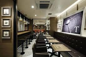 Home Interior Shop Coffee Shop Interior Design Minimal The Shop Features Vast Open