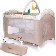 pop up baby cot ebay
