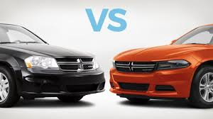 dodge charger to buy dodge charger vs dodge avenger carmax