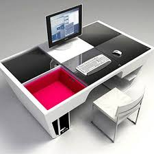 Futuristic Computer Desk Desk Design Ideas Interior Prices Futuristic Computer Desk Great