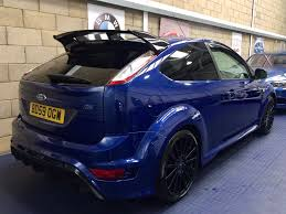 2010 ford focus rs 18 989