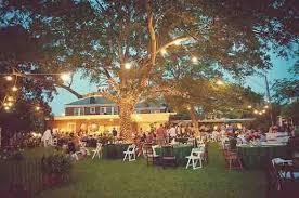 Backyard Wedding Lighting by Diy Backyard Wedding Backyard Wedding And Backyard Weddings