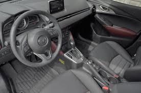mazda cx3 interior mazda cx 3 brings the fun factor toronto star