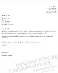 Chef Resume Objective Examples by Line Chef Cover Letter