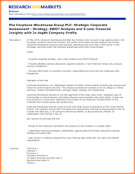 6 sample of a construction company profile company letterhead