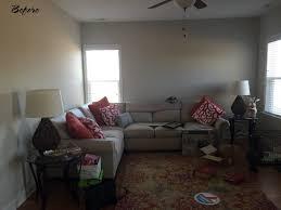 coastal living room before1 a space to call home