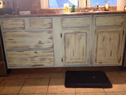 Glazing Painted Kitchen Cabinets Kitchen Furniture How To Distress Kitchen Cabinets Remarkable